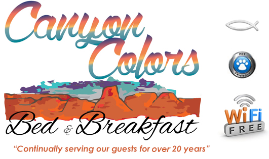 Canyon Colors Bed and Breakfast